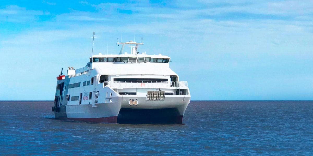 Duración del ferry buenos aires-colonia