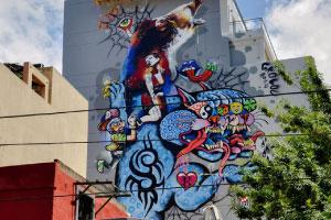 graffiti palermo free tour