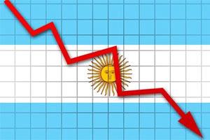 devalued argentine peso