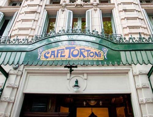 Tortoni Coffee