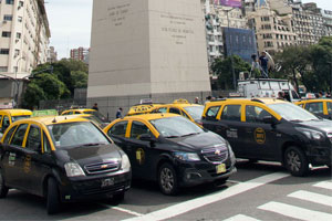 taxis buenos aires