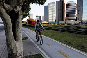 Bicycle Tour Buenos Aires