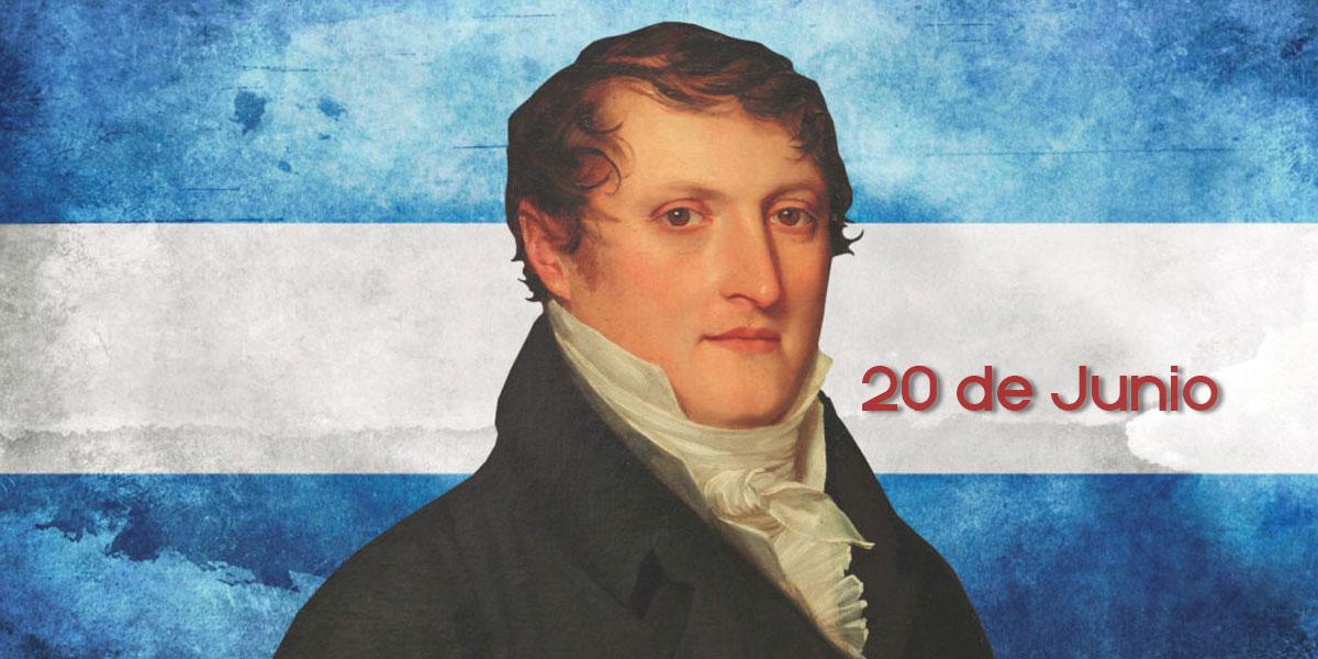Manuel Belgrano y la Bandera Argentina