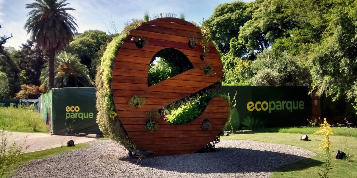 Ecopark in Buenos Aires