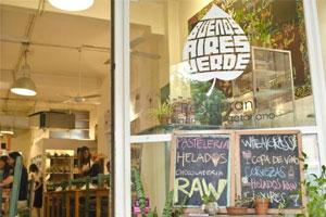 Vegetarian Restaurants Buenos Aires