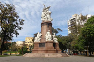 Plaza Francia Buenos Aires